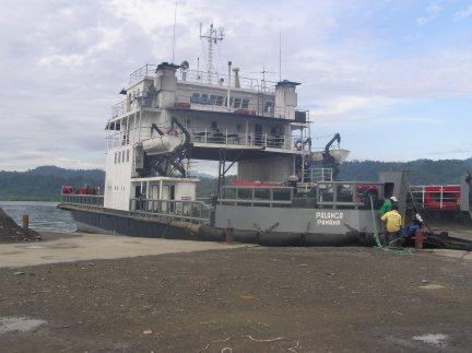 Almirant car ferry