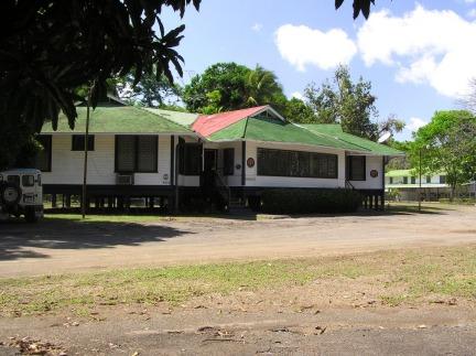 Blair house, Puerto Armuelles, Panama
