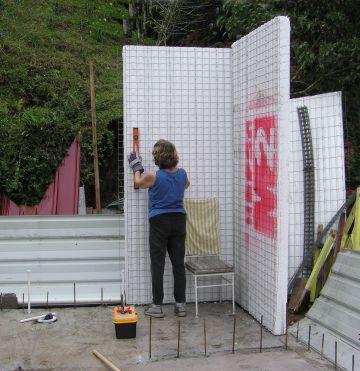 M2 type construction technique