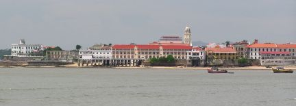 Casco Viejo, historic section