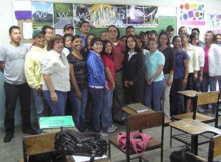 Volcan class of 2008