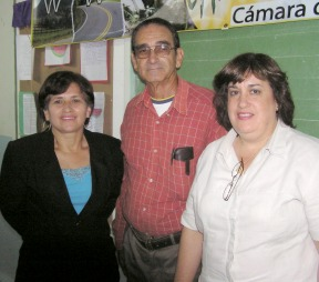 CAMTAL past and current presidents and teacher