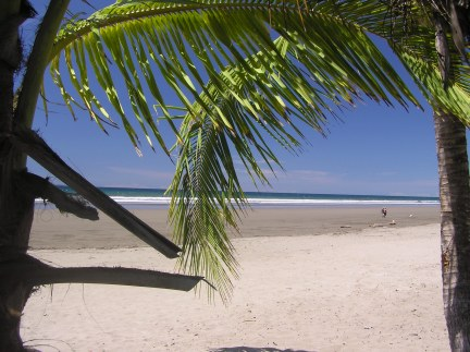 Beach in Chiriqui