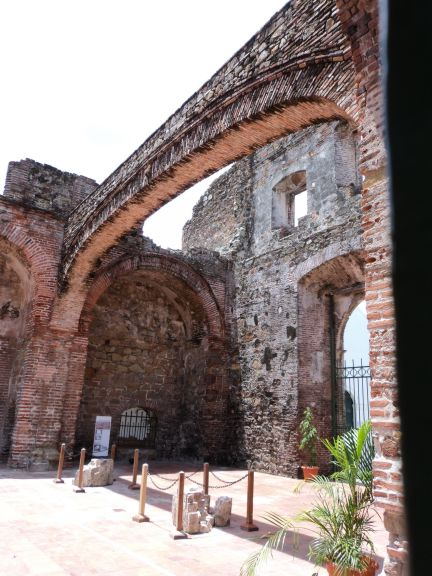 Famous 400 year old flat arch