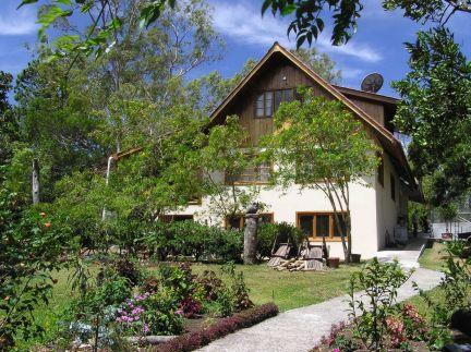 Sabans house