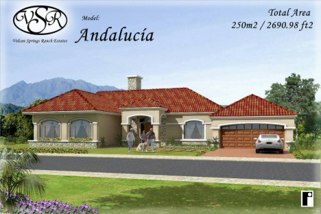 Andalucia design home