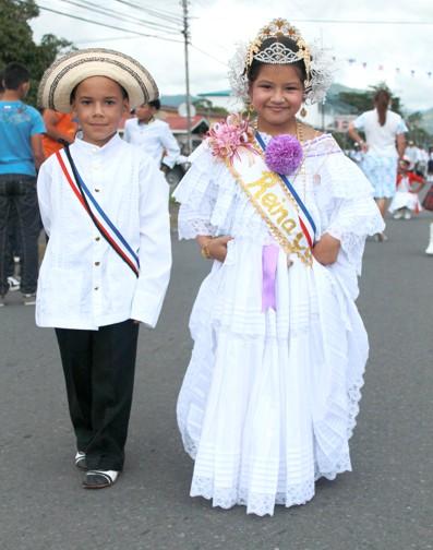 Panama national dress