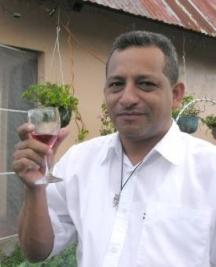 Jorge Quintero Rubio, master maker of Panama wines.