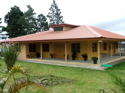 Volcan Panama Mountain Home