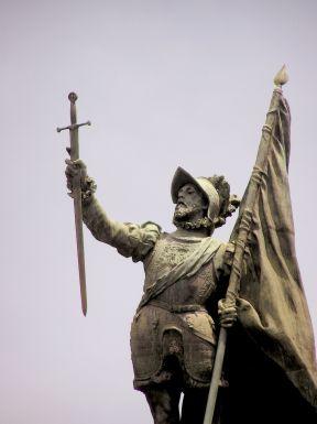 Balboa Statue1