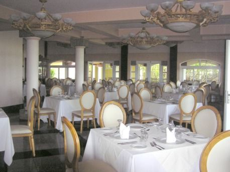 Fine formal dining is yours in the Abigail restaurant
