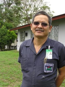 Supervisior Julian Luque