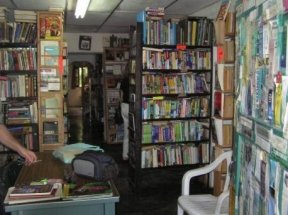 More books in this remote bookstore.