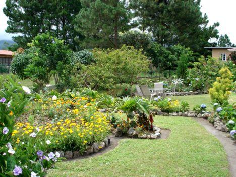 Eternal spring garden