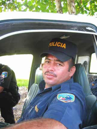 Police in Central America sometimes make more from bribes than pay