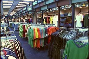 Shooping in Panama for clothes offers bargain priced selections from the world's leading manufacturers.